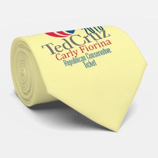 Ted Cruz 2016 Neck Tie