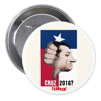 Ted Cruz 2016? Pinback Button