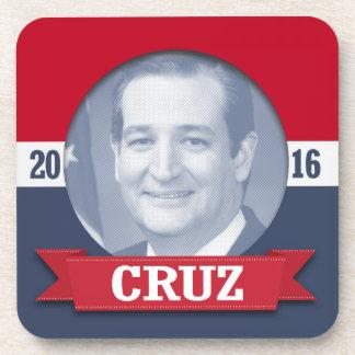 Ted Cruz 2016 Posavasos De Bebida