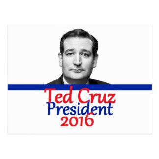 Ted Cruz 2016 Postcard