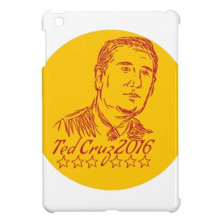 Ted Cruz 2016 Republican Drawing Case For The iPad Mini