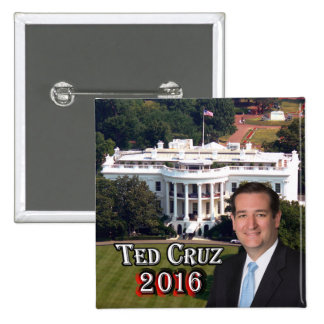 Ted Cruz 2016 - The White House Button