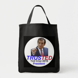 Ted CRUZ 2016 Tote Bag