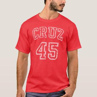 Ted Cruz 45th President Retro Fade T-Shirt