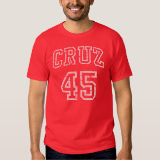 Ted Cruz 45th President Retro Fade T-shirts