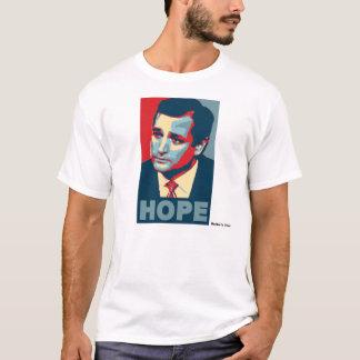 Ted Cruz, esperanza, viejos colores Playera