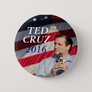Ted Cruz for President Button