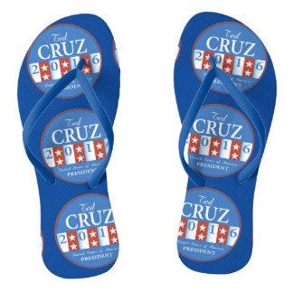 Ted Cruz for President Flip Flops