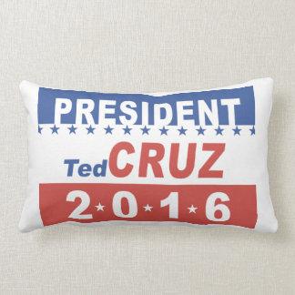Ted Cruz for President Lumbar Pillow
