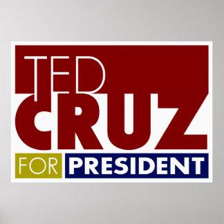Ted Cruz for President Poster V1