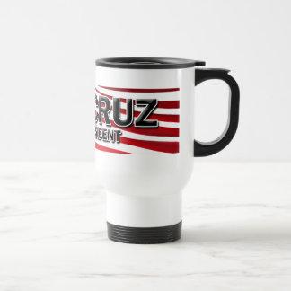 Ted Cruz For President Travel Mug