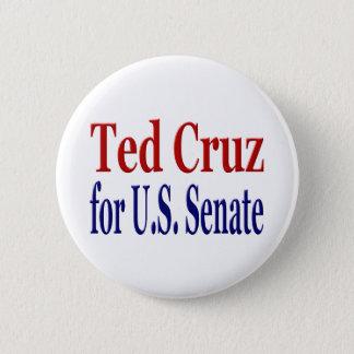 Ted Cruz for Senate Button