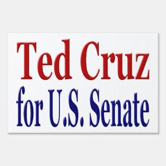 Ted Cruz for Senate Yard Sign