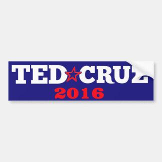 Ted Cruz in 2016 Car Bumper Sticker
