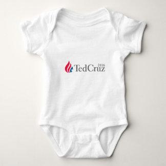 Ted Cruz para el presidente 2016 Body Para Bebé
