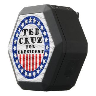 Ted Cruz para el presidente Altavoces Bluetooth Negros Boombot REX