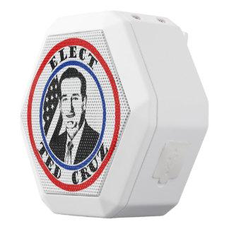 Ted Cruz para el presidente Altavoces Bluetooth Blancos Boombot REX