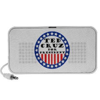 Ted Cruz para el presidente Altavoz De Viajar