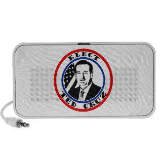 Ted Cruz para el presidente iPod Altavoces
