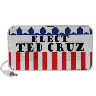 Ted Cruz para el presidente Altavoces
