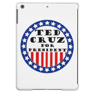 Ted Cruz para el presidente Funda Para iPad Air