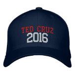 Ted Cruz President 2016 Embroidered Baseball Cap