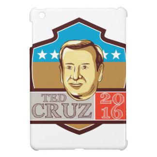 Ted Cruz President 2016 Republican Shield Cover For The iPad Mini