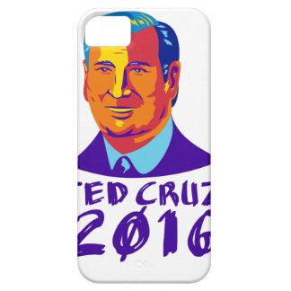 Ted Cruz President 2016 Retro iPhone SE/5/5s Case
