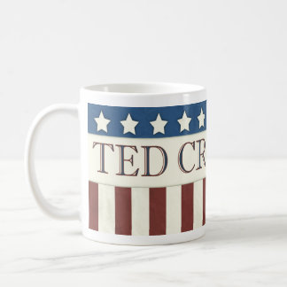 Ted Cruz President 2016 Stars and Stripes Coffee Mug