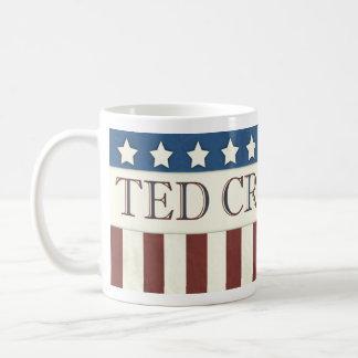 Ted Cruz President 2016 Stars and Stripes Coffee Mug