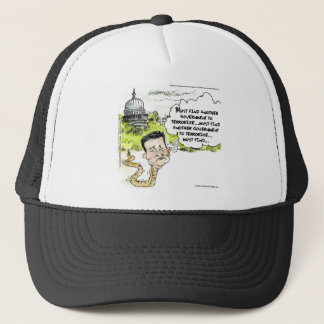 Ted Cruz Slithers From Congress Funny Trucker Hat