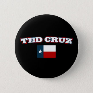 Ted Cruz Texas Arc Button