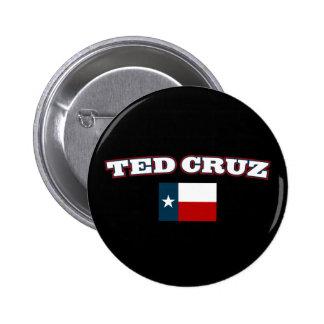 Ted Cruz Texas Arc Button