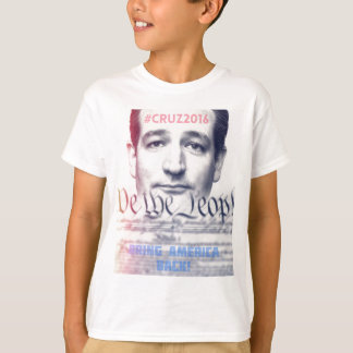 Ted Cruz - We the People T-Shirt