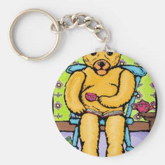 Ted.E.Bear. Keychain