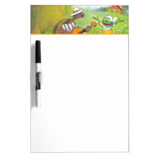 Ted, Ed and Caroll The Picnic 1 Dry-Erase Board