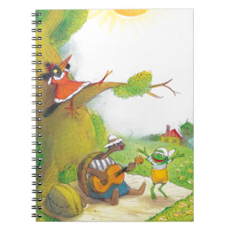 Ted, Ed and Caroll The Picnic 1 Notebooks