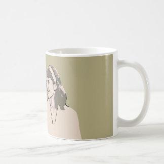 Ted Hughes and Sylvia Plath Coffee Mug