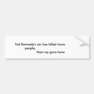Ted KE… Pegatina De Parachoque