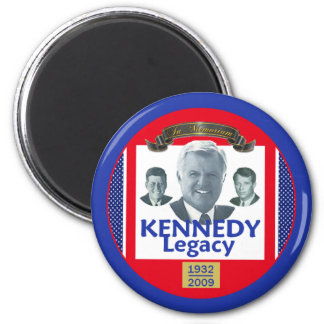 Ted Kennedy 2009 Legacy Magnet