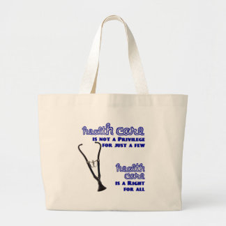 Ted Kennedy Health Care Reform Support Bags