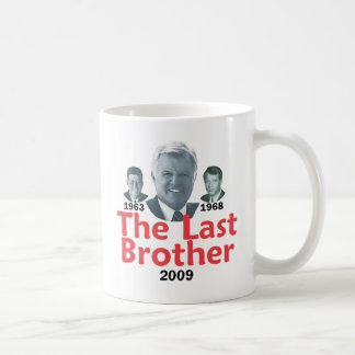 Ted Kennedy Last Brother MKennedy Last Brother Mug