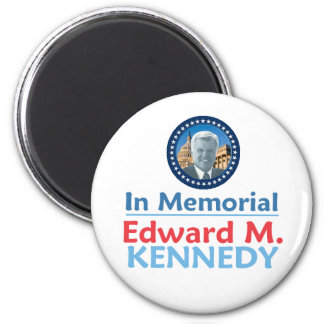Ted Kennedy Memorial Magnet