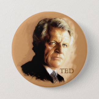 Ted Kennedy Pinback Button