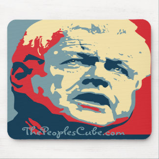 Ted Kennedy - Scotch: OHP Mousepad