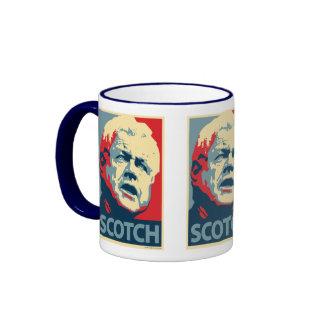 Ted Kennedy - Scotch: OHP Mug