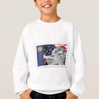 Ted Kennedy The lion of the senate Sweatshirt