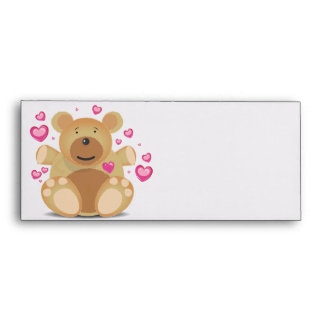 Ted Love You Envelope
