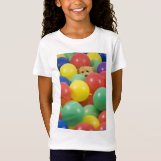 Ted overwhelmed in the ball pool again! T-Shirt