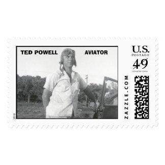 TED POWELL, AVIADOR ENVIO
